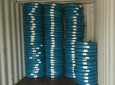 Hydraulic Hose Packing & shippment-1