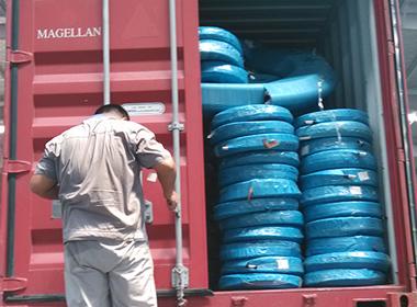 Hydraulic Hose Packing & shippment