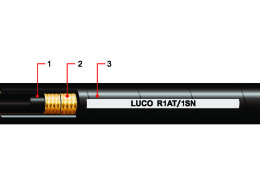 Hydraulic Hose 100R1AT 1SN