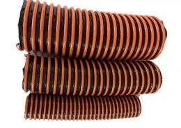 Orange-PVC-Suction-Hose-&-Coupling-Manufacturer China 2021