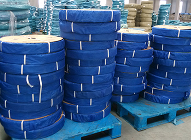 PVC Hose Packing and Shippment