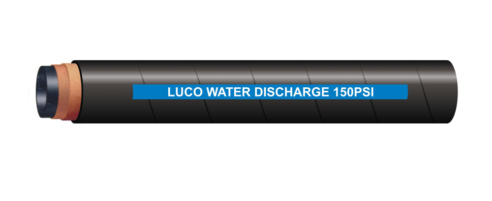Water Discharge Hose-150PSI