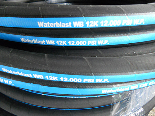 Waterblast Hose and Fitting