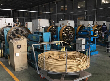 Hydraulic Hose machine
