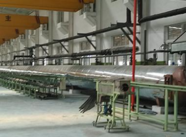Industrial Hose - Vulcanizing Boiler 60m length