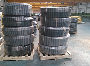 Hydraulic Hose Packing & shippment
