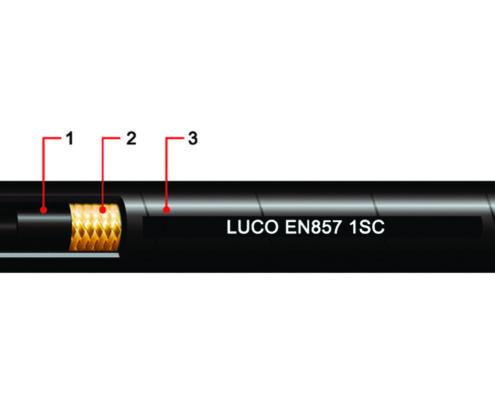 LUCOHOSE EN857 1SC