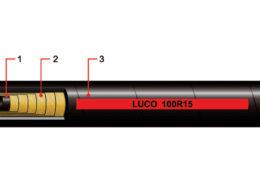 LUCOHOSE SAE100R15