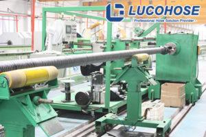 industrial ruuber hose suppliers